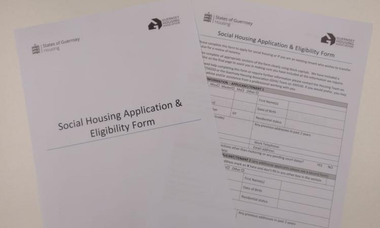 Single social housing waiting list goes live