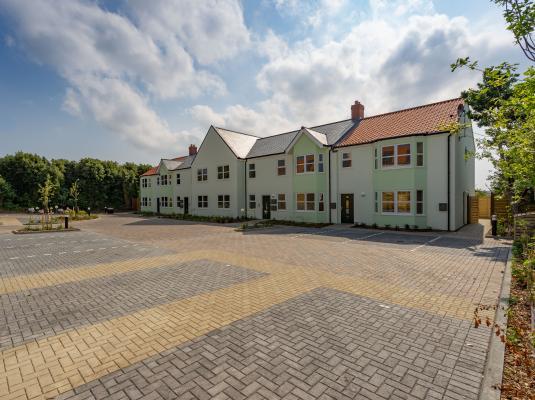 Social rented housing